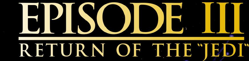 "PRIME Case Study: Episode III; ""Return of the 'Jedi?'"""